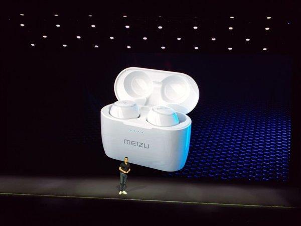 Сильный конкурент AirPods 2: Meizu представила беспроводные наушники POP2 ценой всего $60