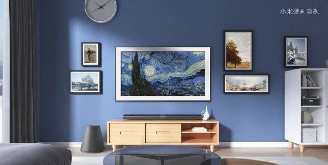Xiaomi представила «двустороннее произведение искусства» — тонкий 65-дюймовый телевизор Mi Art TV за $1050