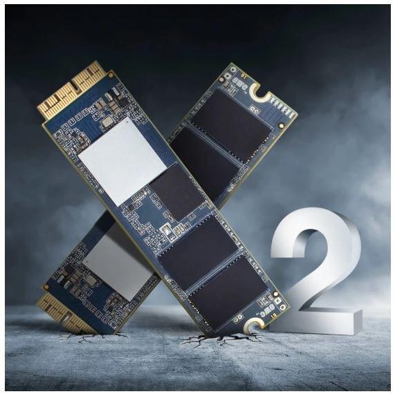 Твердотельные накопители OWC Aura Pro X2 адресованы владельцам компьютеров Apple