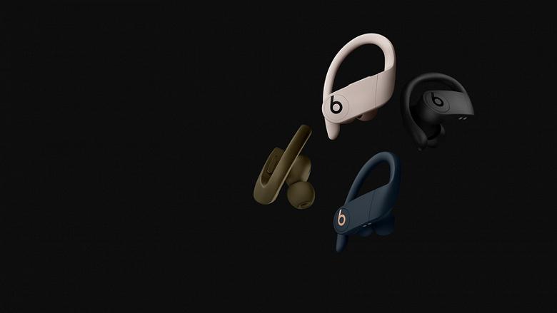 Лучше, чем AirPods: Apple представила беспроводные наушники Beats Powerbeats Pro с 9 часами автономности и защитой от влаги