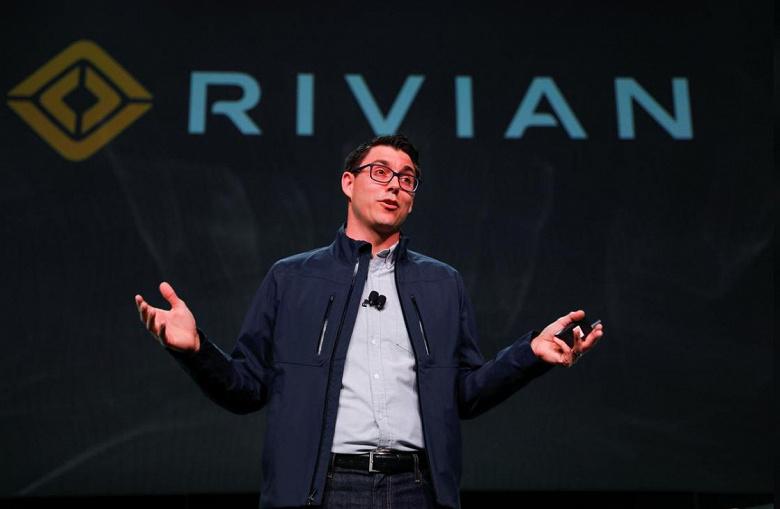 Ford Motor инвестирует в Rivian 500 млн долларов