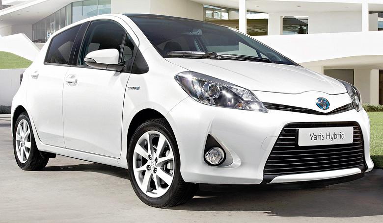Toyota предоставит бесплатный доступ к патентам на гибридные автомобили