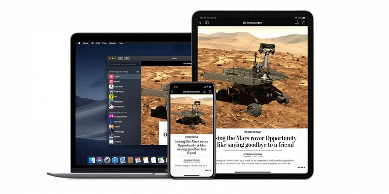 Новый сервис Apple News+ страдает от ряда проблем, которые компания пока не спешит решать
