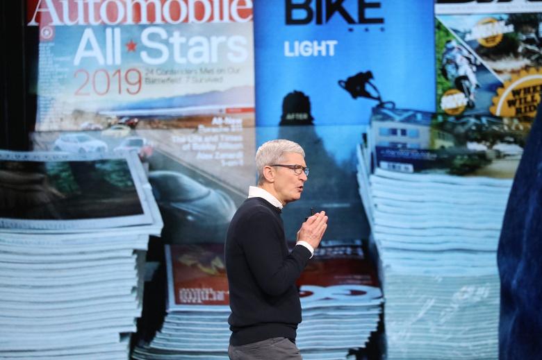 За первые 48 часов на сервис Apple News+ подписалось более 200 000 человек
