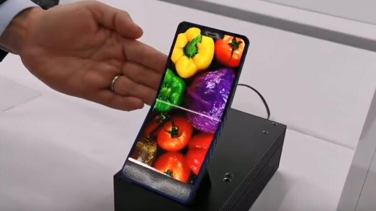 Видео дня: Sharp провела презентацию гибкого смартфона