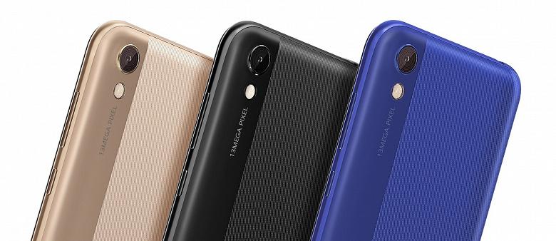За 8500 рублей смартфон Honor 8S предлагает Android Pie, необычный дизайн и тройной слот для карты памяти и карт SIM