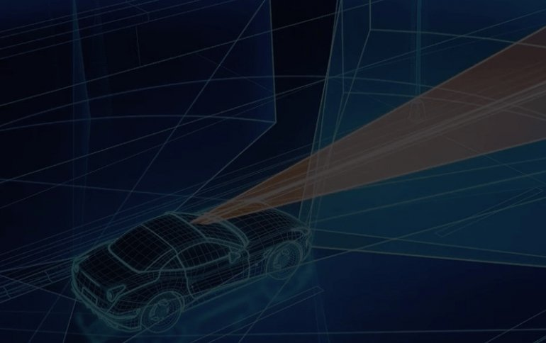 Pioneer и Canon будут совместно разрабатывать 3D-LiDAR
