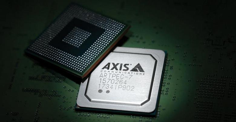 У Axis Communications готов процессор для следующего поколения сетевых камер