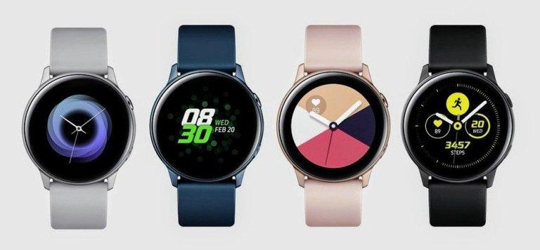 Умные часы Samsung Galaxy Watch Active получили важное обновление