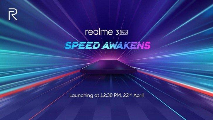 У Redmi Note 7 Pro скоро появится достойный конкурент. Realme 3 Pro выйдет 22 апреля