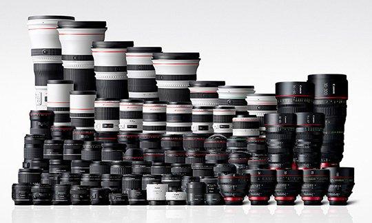 Слабые продажи камер вынуждают Canon уменьшить прогноз прибыли