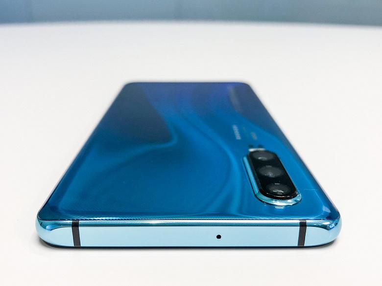 Странное объяснение. Почему Huawei не опубликовала результат Huawei P30 в DxOMark