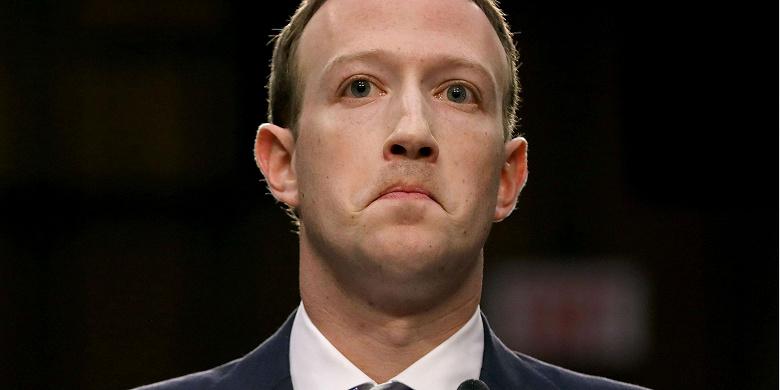 Facebook оштрафовали в России на три тысячи рублей