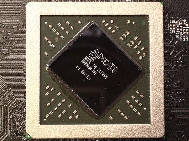 AMD удалось отстоять три графических патента