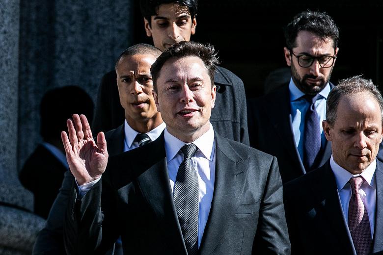 Стало известно, о чем Илон Маск не сможет писать в твиттере без предварительного одобрения юридического отдела Tesla