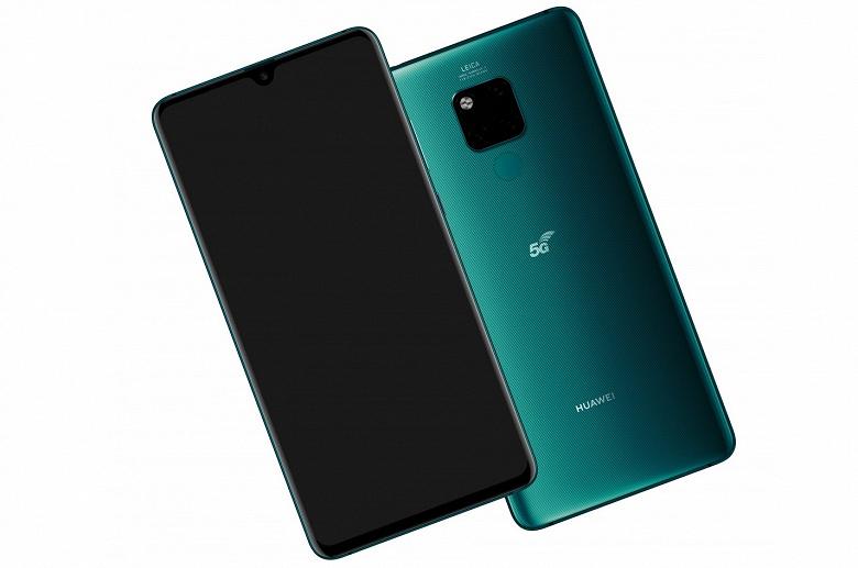 Видео дня: разочаровывающий Huawei Mate 20 X 5G показан со всех сторон