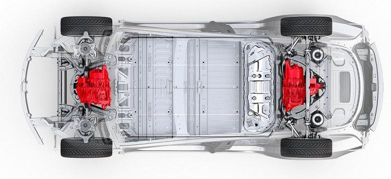 Электромобили Tesla Model X и Model S вскоре получат новые электродвигатели