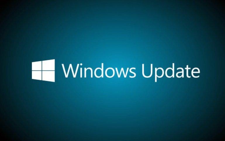 Последнее обновление Windows может подвесить систему