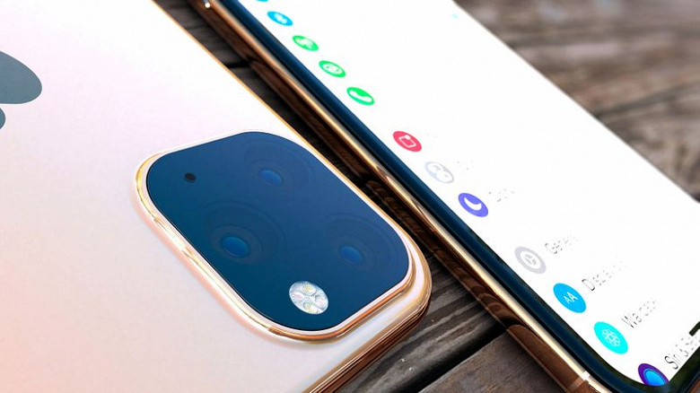 Реалистичные рендеры нового iPhone