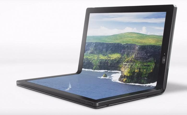 Не прототип, а готовое коммерческое решение. LG показала гибкий экран диагональю 13,3 дюйма