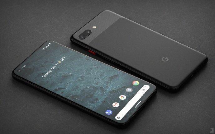 Google Pixel 4 и Google Pixel 4 XL в черном и белом цветах предстали на качественных изображениях