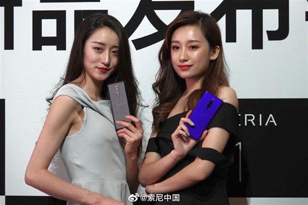 Вытянутый флагман Sony Xperia 1 выходит в Китае по сниженной цене