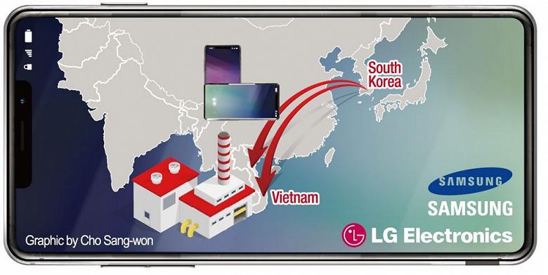 Сделано в Южной Корее. Таких смартфонов вскоре не останется