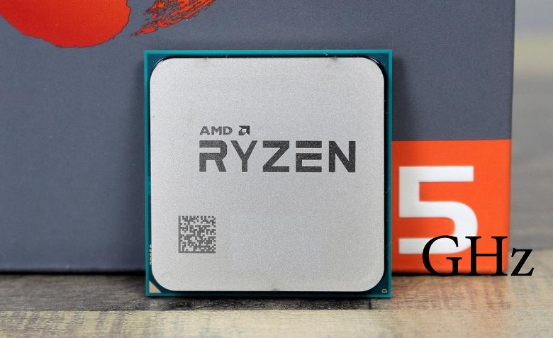 AMD выпустит процессор Ryzen с частотой 5 ГГц