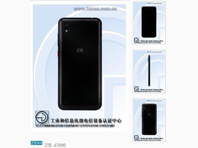 Бюджетная новинка ZTE Blade A7 выйдет 17 мая