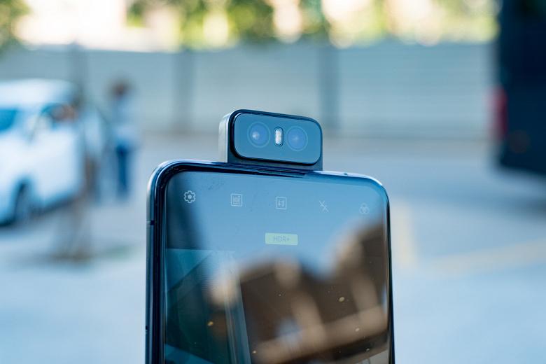 Первое обновление прошивки Asus ZenFone 6 улучшило камеру