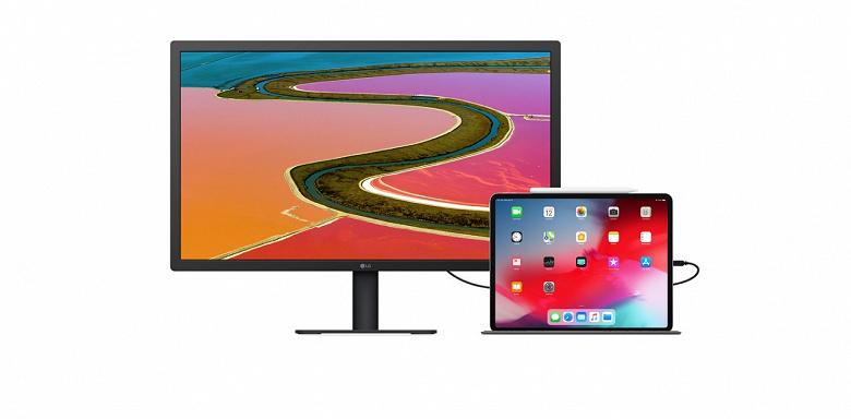 Возвращение LG UltraFine 4K Display: под старым именем в магазине Apple появился совершенно новый монитор