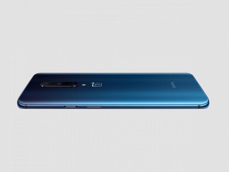 Представлен флагманский смартфон OnePlus 7 Pro: экран Fluid AMOLED разрешением Quad HD+, SoC Snapdragon 855, трехкратный оптический зум и память UFS 3.0 за $670