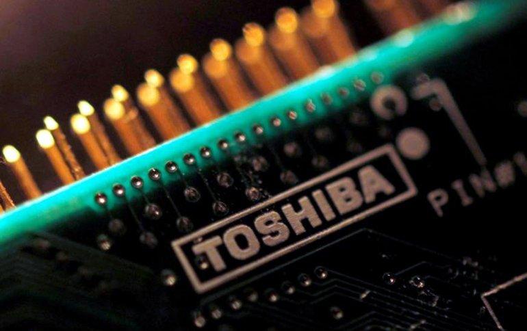 Toshiba Memory выкупит свои акции у Apple и еще трех инвесторов