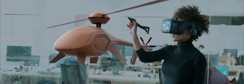 Перо Logitech VR Ink Pilot Edition предназначено для приложений виртуальной реальности