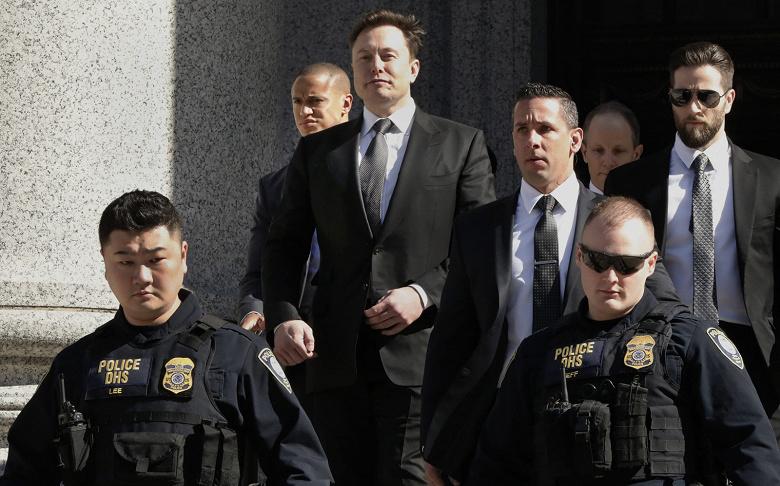 Сделка между SEC с Маском одобрена судьей