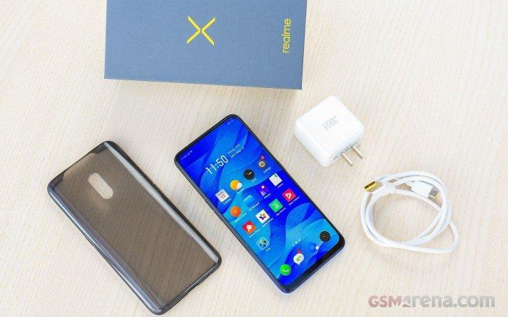 Представлен Realme X — конкурент OnePlus 7 за 220 долларов и самый премиальный смартфон бренда