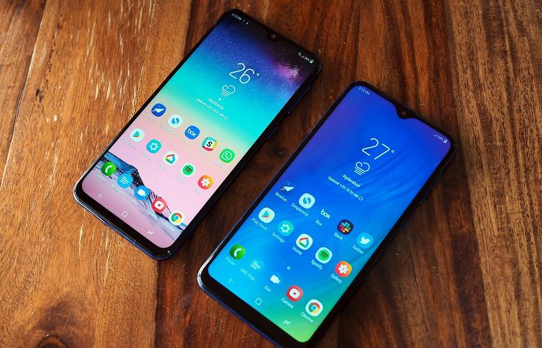 Samsung обновила до Android Pie очередную порцию популярных смартфонов