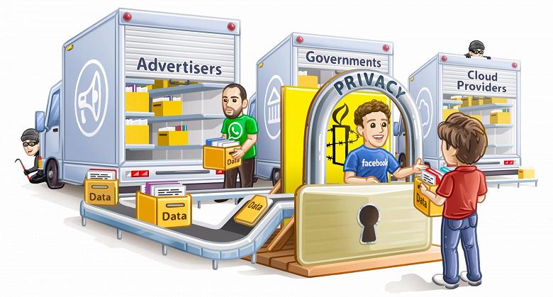«WhatsApp никогда не будет безопасным». Павел Дуров напомнил, что в Telegram ни разу не было зарегистрировано серьёзной утечки данных