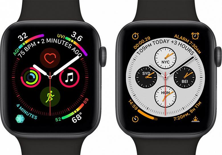 Названы лучшие дисплеи современности. В список вошли Apple Watch Series 4, Samsung The Wall и Sony Crystal LED