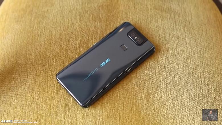 Asus ZenFone 6 позирует на живых фото за считанные часы до анонса