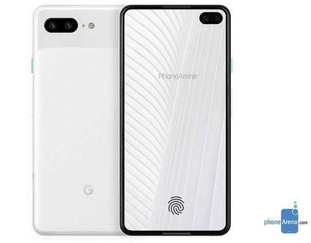 Google может лишить флагманские смартфоны Pixel 4 и 4 XL аппаратных кнопок