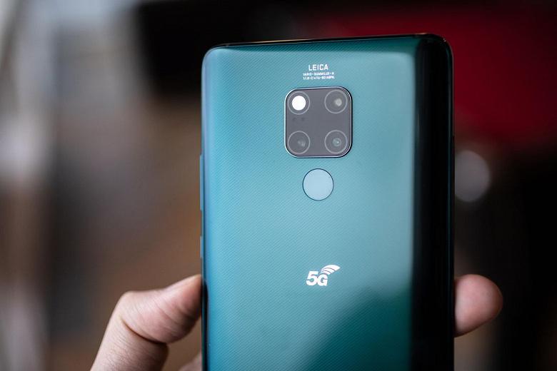 Проблемы Huawei продолжаются. В Великобритании отменили предзаказы на Huawei Mate 20X 5G
