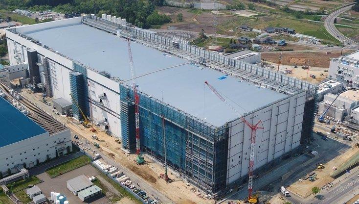 Toshiba Memory и Western Digital совместно инвестируют средства в новую фабрику по выпуску флэш-памяти