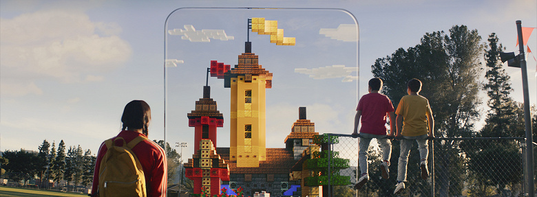 Microsoft посягнула на лавры Pokémon Go. На смартфоны придёт мобильный Minecraft с дополненной реальностью