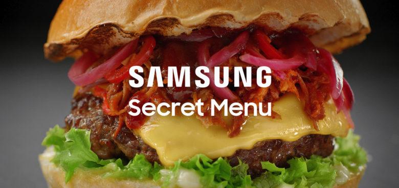 Только для владельцев устройств Samsung. В ресторанах Великобритании появилось секретное меню, доступное только «избранным»