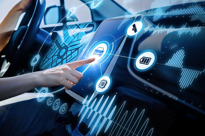 В этом году будет отгружено более 51 млн «подключенных» автомобилей — на 45,4% больше, чем в прошлом году