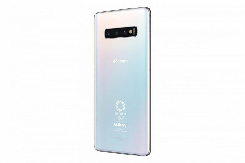 Смартфон Samsung Galaxy S10+ Olympic Games Edition выйдет тиражом 10 000 экземпляров