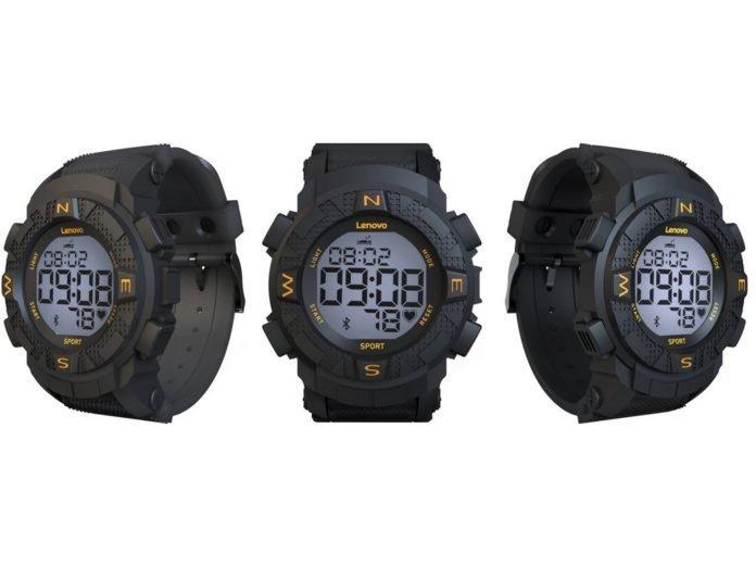 Как G-Shock, только умнее, под брендом Lenovo и в разы дешевле. Компания представила спортивные часы Ego стоимостью 30 долларов