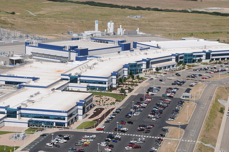 Intel получит за долю в IM Flash 1,3-1,5 млрд долларов
