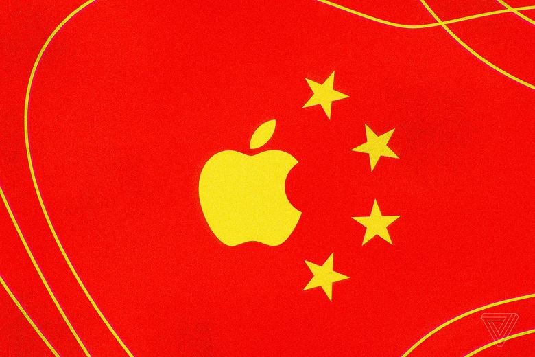 Apple рискует потерять почти треть своей прибыли из-за торговой войны США с Китаем